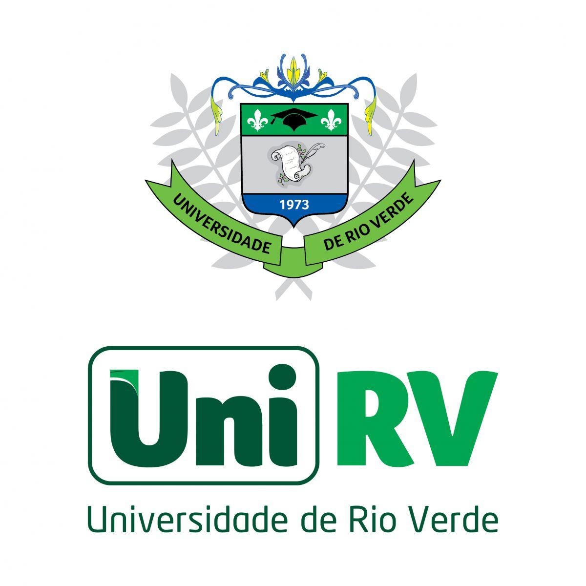 Logo UniRV vertical fundo branco-01